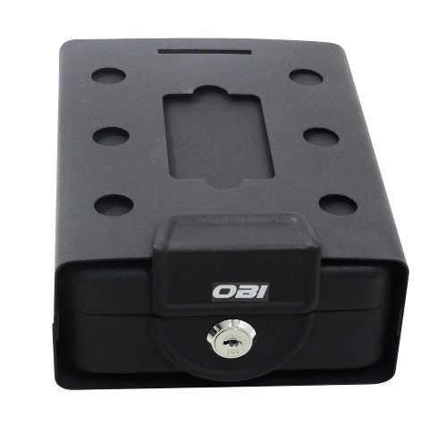 caja seguridad metal para valor para embutir  de 20 cm