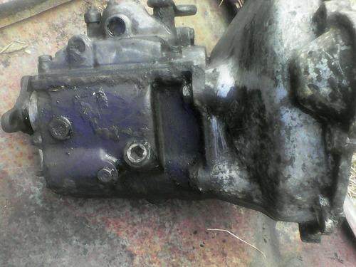 caja sincrónica de 4 velocidades marca mercedes benz