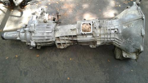 caja sincronica de quinta camioneta chevrolet 4×4/450d