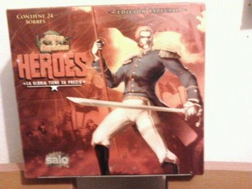 caja sobres mitos y leyendas productos originales
