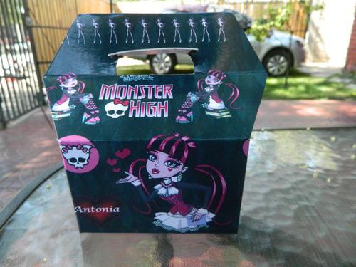 caja sorpresa cumpleaños personalizada