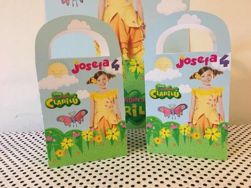 caja sorpresa cumpleaños personalizada moana, soy luna, etc.