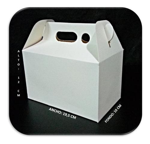 caja sorpresa, lonchera o maletín. tamaño: 12x19,5x11,5 cm