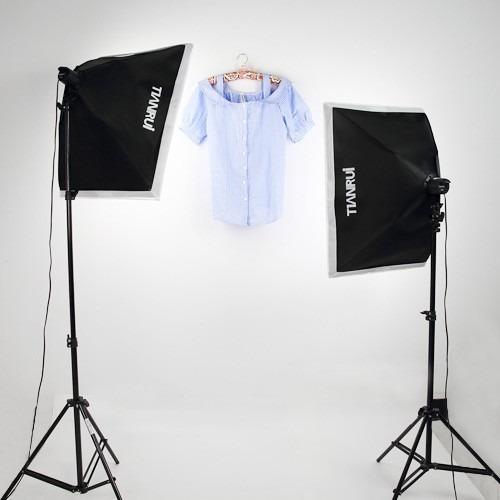 caja suavizadora de luz softbox 50x70cm estudio fotográfico
