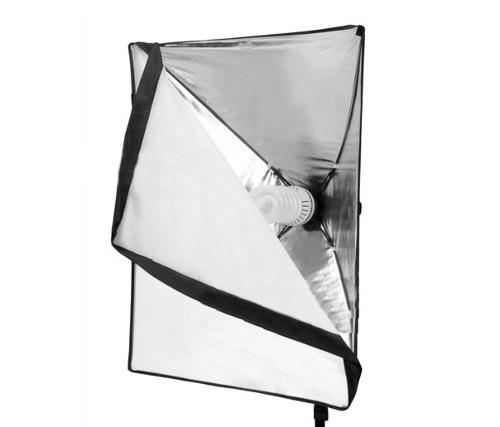 caja suavizadora softbox fotografía profesional 50x70 cm