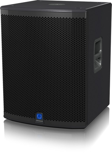 caja subajo amplificado turbosound 18  3000 watts