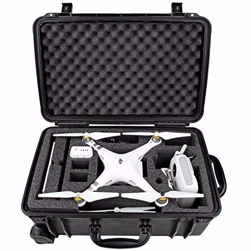 caja táctica varias medidas para (cámaras, drones) mj138