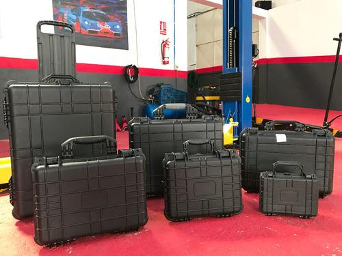 caja táctica varias medidas para (cámaras, drones) mj5018