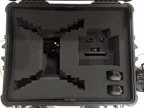 caja táctica varias medidas para (cámaras, drones) mj5023