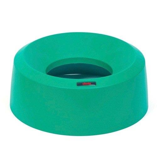 caja tapa circular ver p/contenedor iris vileda professional