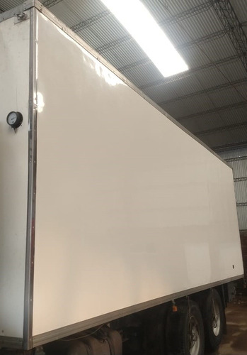caja termica carnicera mg modelo 2014 7,50 metros