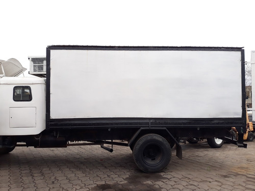 caja termica para camion con equipo de frio