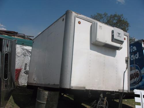 caja termica refrigerada for chevrolet nissan