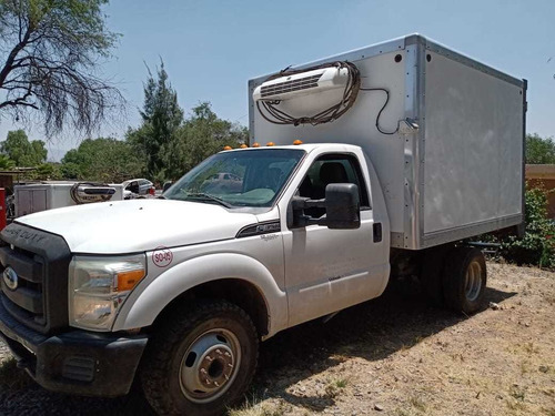 caja térmica refrigerada para camioneta de 3 1/2 toneladas