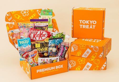 caja tokyotreat de dulces premium