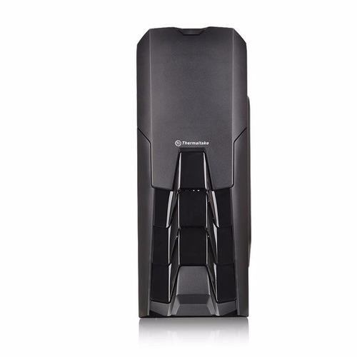 caja torre thermaltake versa n25 negra con fuente de 600w
