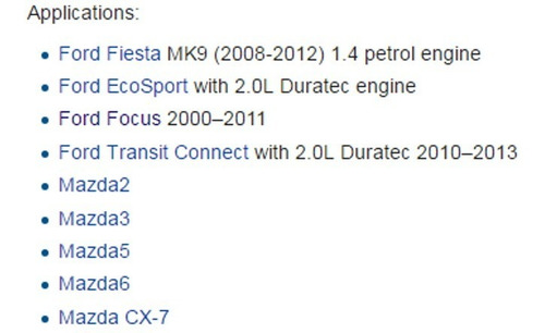 caja transmisión automática ford focus 00-11 ecospor transit