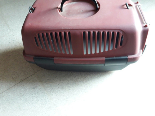 caja transportadora nueva de mascotas