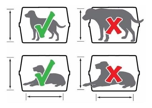 caja transporte viaje perros kennel nº 200 por discovery pet