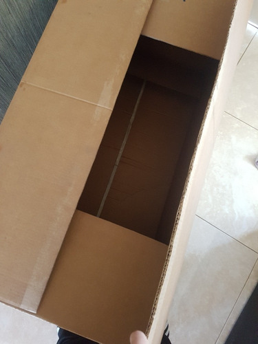 caja usada