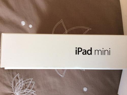 caja vacia ipad mini 16 gb nueva blanco