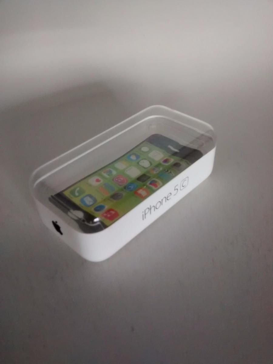 Caja Vaca Iphone 5c 8gb Con Informacin Y Stickers 25000 En Cargando Zoom