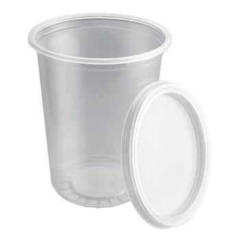 Caja vasos 1 litro plastico en mercado libre for Cajas de plastico precio