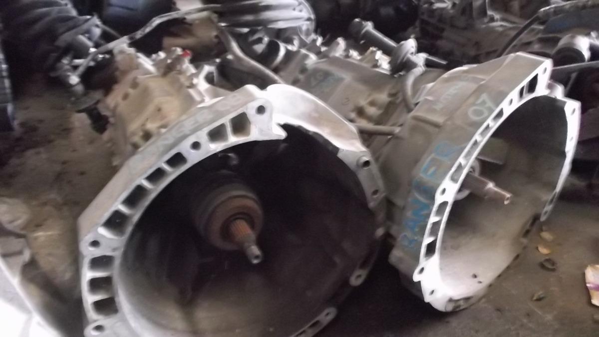 Caja Velocidades Ford Ranger 07 Con Garant 237 A 7 999