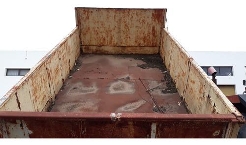 caja volcadora 4 metros de largo