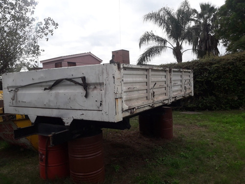 caja volcadora bilateral