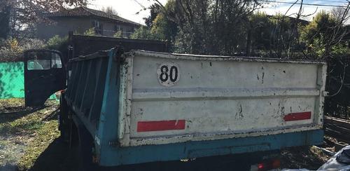 caja volcadora mercedez benz 1114 7m3