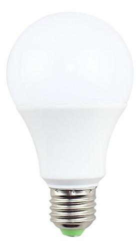 caja x 10 lamparas led  e27 l.dia 12w 220v equivale a 100w