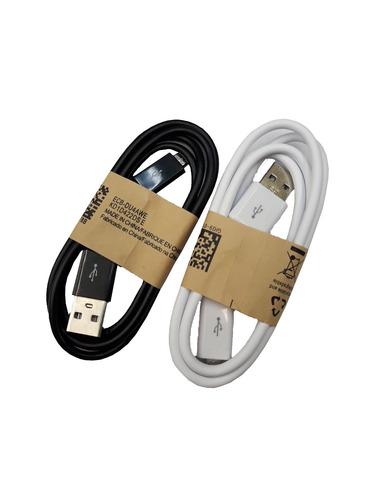 caja x 50 unidades cable de datos v8 1amp para noteboks
