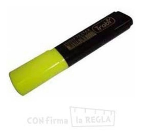 caja x10 resaltador trabi high texter marcador fluo rotulado