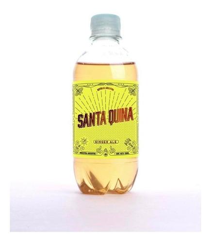 caja x12 ginger ale santa quina