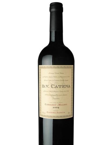 caja x6 dv catena cabernet - malbec - catena zapata