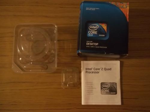 caja y manual core 2 quad q8400 en lanus