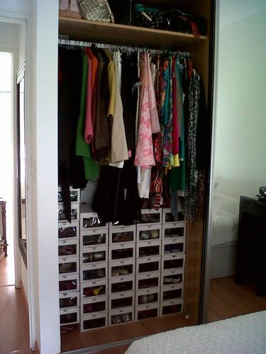 caja zapatos organizadora..(hasta talle 40) pack 12 unidades
