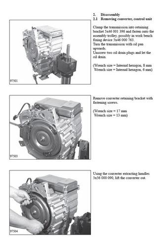 caja zf 4hp20 automat peugeot citroen renault manual taller