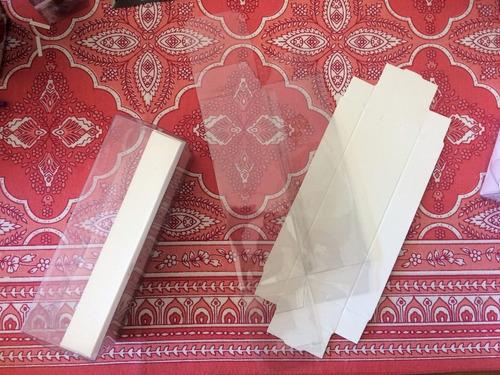 cajas acetato macarrons 5x5x15 (10u)