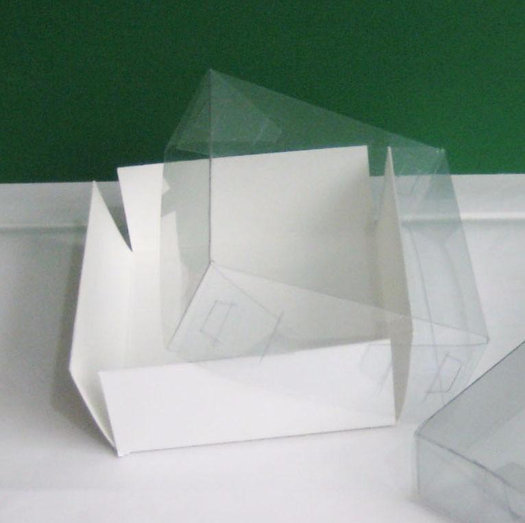 cajas acetato pvc mica transparentes a medida en