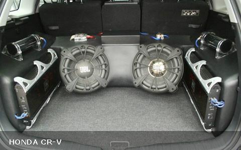 cajas acusticas en fibra de vidrio personalizadas