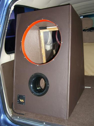 cajas acusticas profesionales para bajos de 15 pulgadas