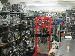 cajas automáticas reparación