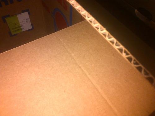 cajas carton corrugado 60x40x40 super fuertes usadas