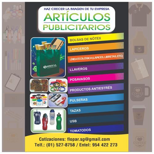 cajas, catálogos, etiquetas, revistas, tarjetas, volantes.