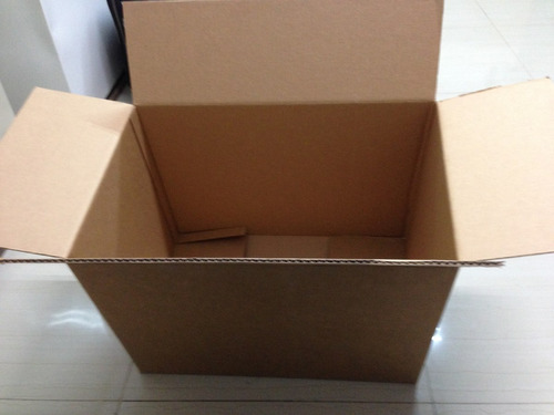 cajas d carton 55x35x40cm p/congelados, almacenaje, mudanza