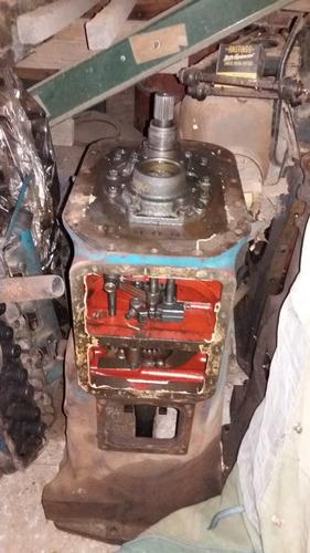 cajas de cambio tractores ford 7600 y otros