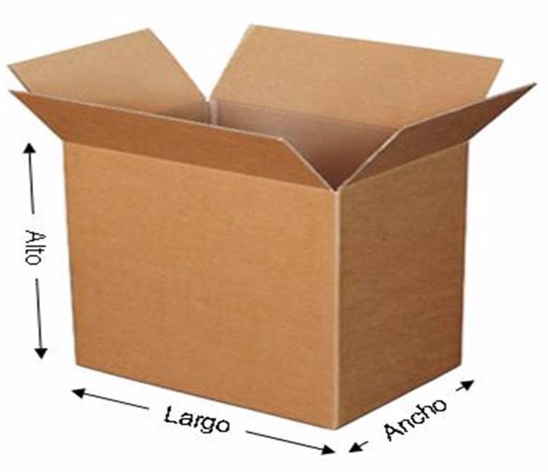 Cajas de carton 30x20x16 para embalar mudanza bs for Cajas para mudanzas