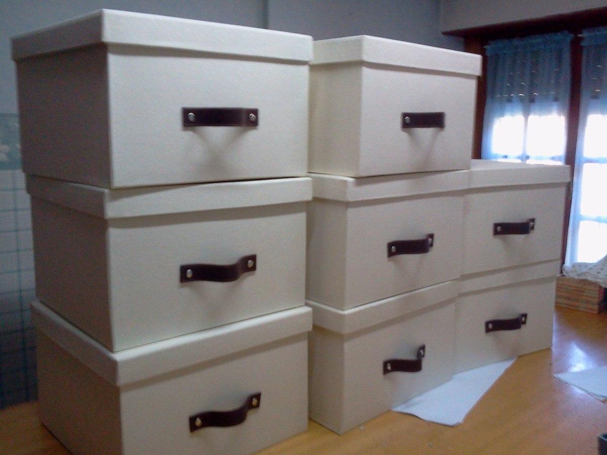 Cajas De Carton A Medida Para Placard Vestidores Etc 165  ~ Cajas De Carton Decorativas Grandes